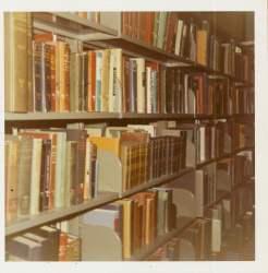 1971 August bookshelves 2