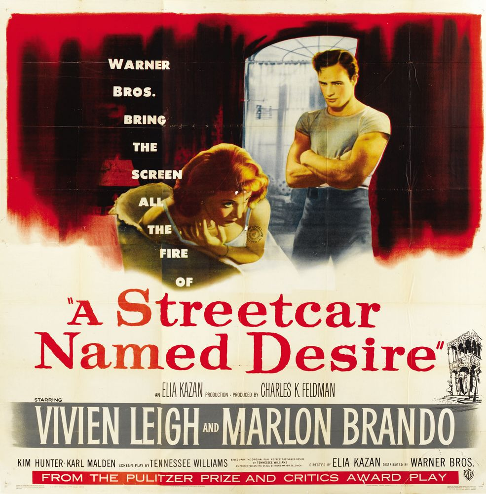 an analysis of blanche dubois in a streetcar named desire by tennessee williams