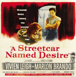 A Streetcar Named Desire Original Movie Poster