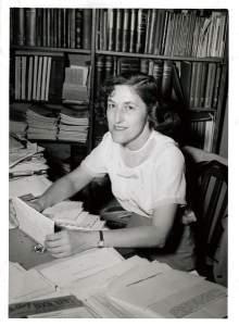 Kathleen Moore Head 1950s
