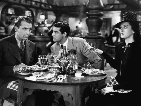 His Girl Friday for banner