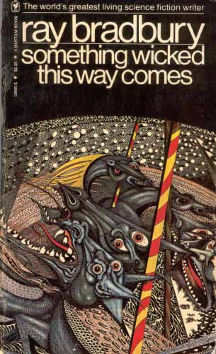 53b21245d9 Book Review) From the Stacks: Something Wicked This Way Comes by Ray ...