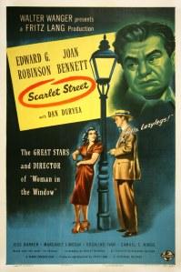 Scarlet Street Movie Poster