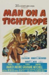 Man on a Tightrope poster