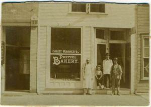 Christ Wagner bakery