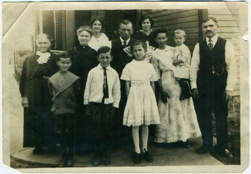 Christ wagner family