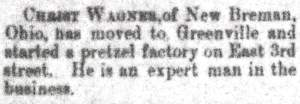 Greenville Democrat May 1 1901
