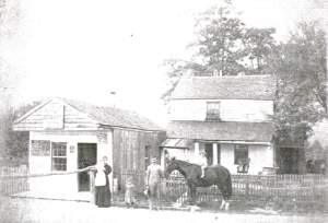 Gettysburg Toll House 1895 cropped