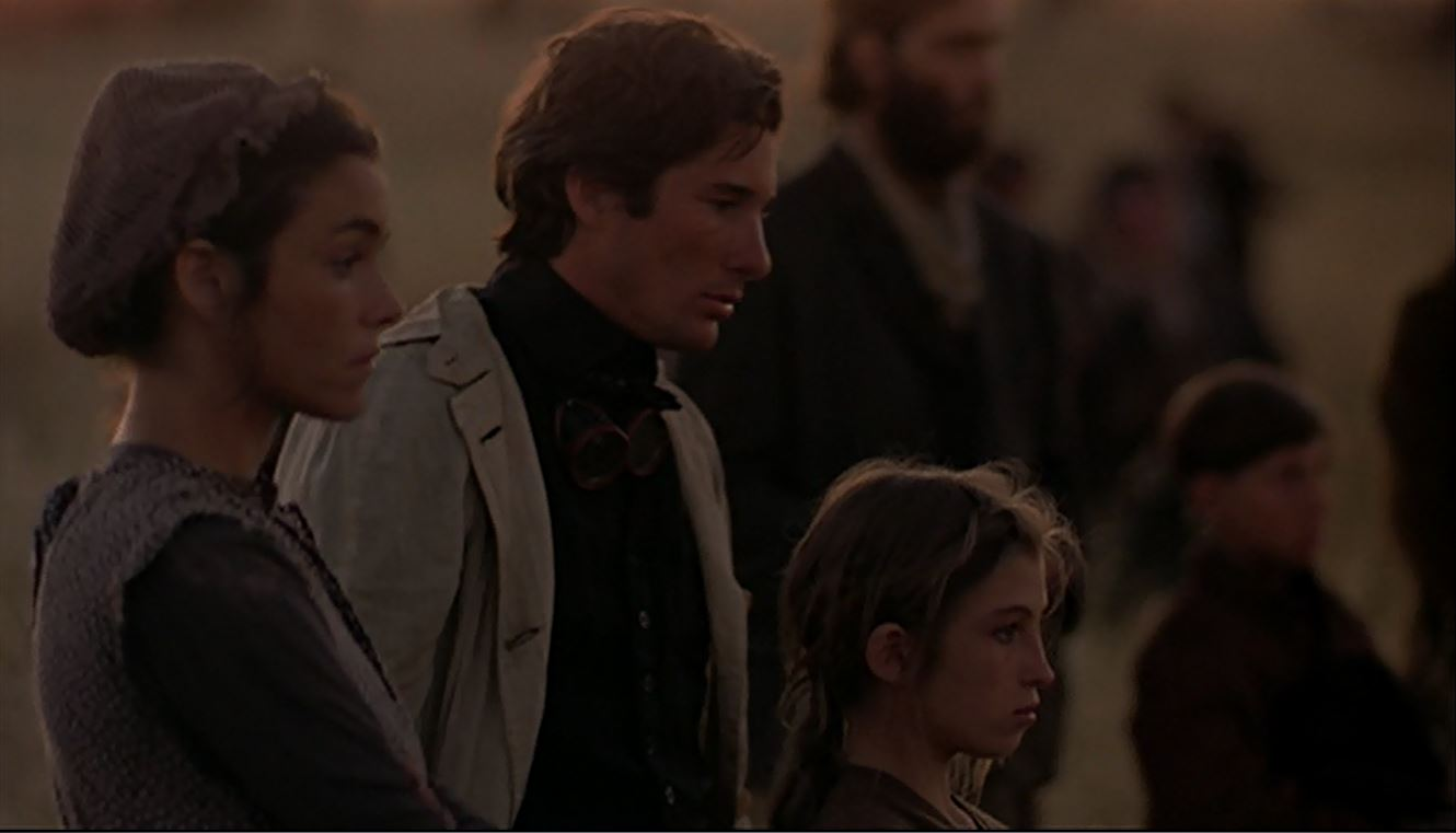 an analysis of the days of heaven by the director terrence malick 70e33-terrence-malick-days-of-heaven-cinematography days of  it was in  austin, texas that i had the idea for days of heaven i found myself.