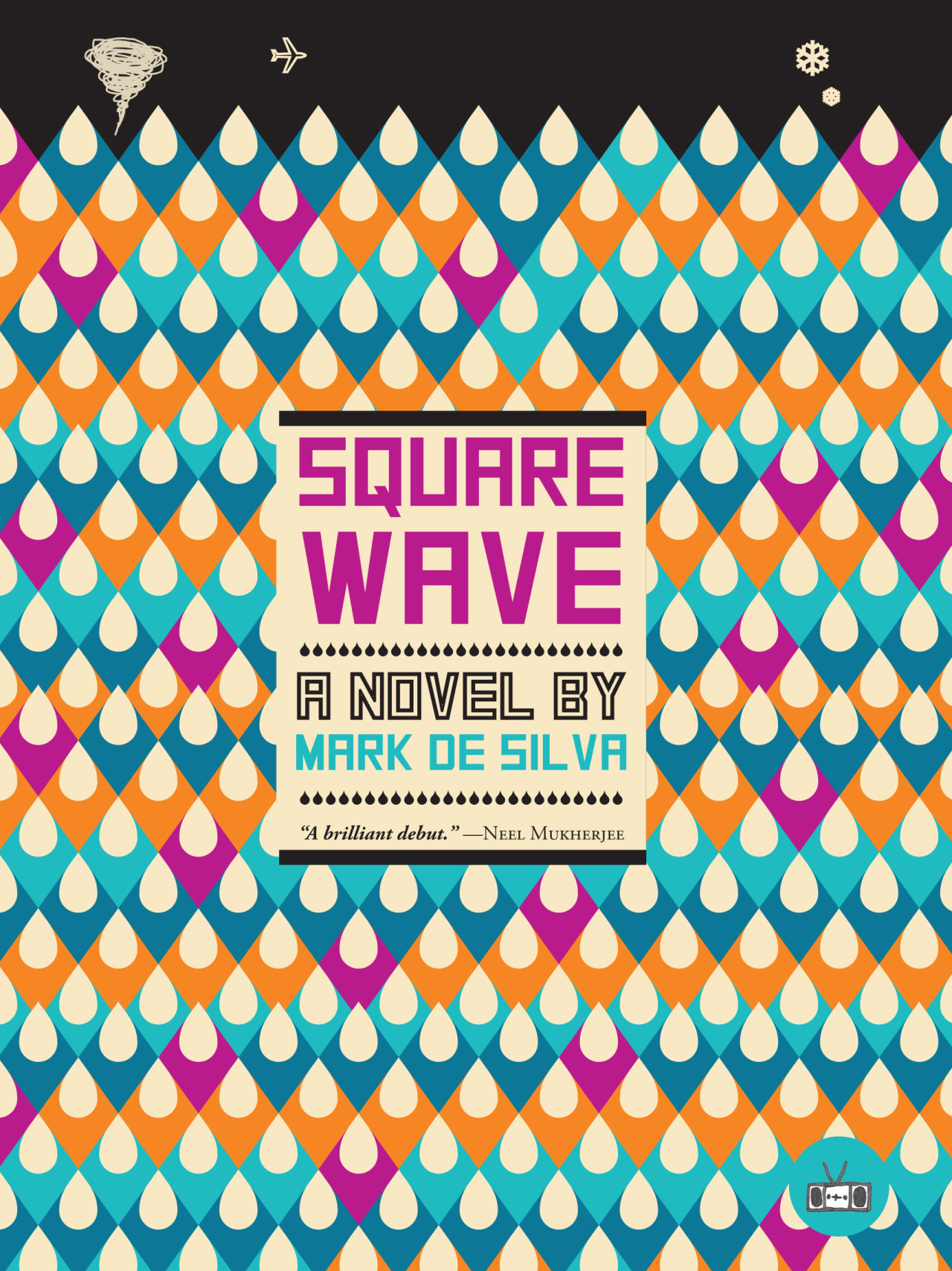 Book Review) Square Wave by Mark De Silva