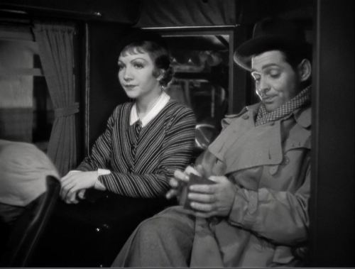 It Happened One Night bus