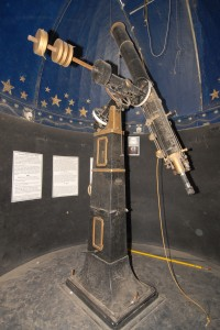 Parsons College telescope