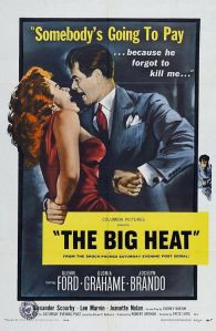 The Big Heat poster small