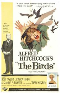 The Birds poster small