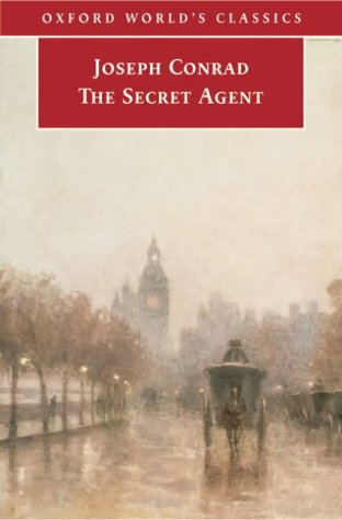 Book Review) The Secret Agent by Joseph Conrad – New Fourth